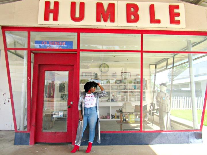 be humble4