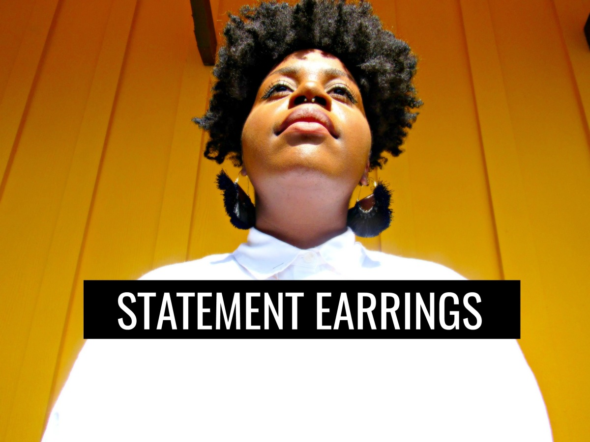 My Favorite Statement Earrings of the Season