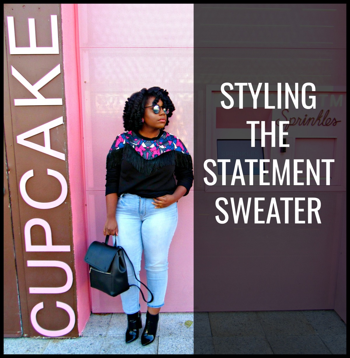 Styling The StatementSweater